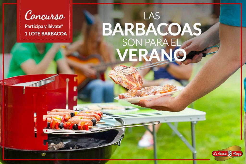 Concurso Las Barbacoas son para el verano