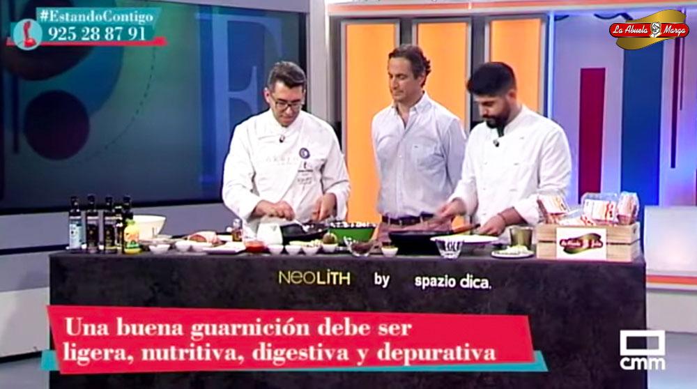 Javier Chozas recomienda la carne de la abuela Marga para barbacoas