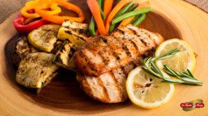 Comer sano en tus dietas
