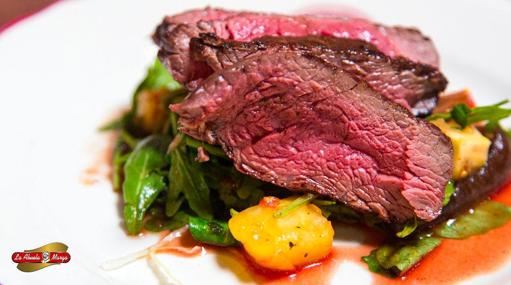 Beneficios del consumo de carnes rojas