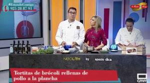 Comer saludable es posible con el chef Javier Chozas y La Abuela Marga