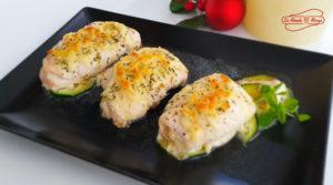Rollitos de Pollo con Cebolla Caramelizada de La Abuela Marga