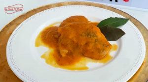 Filetes de pollo en salsa de La Abuela Marga