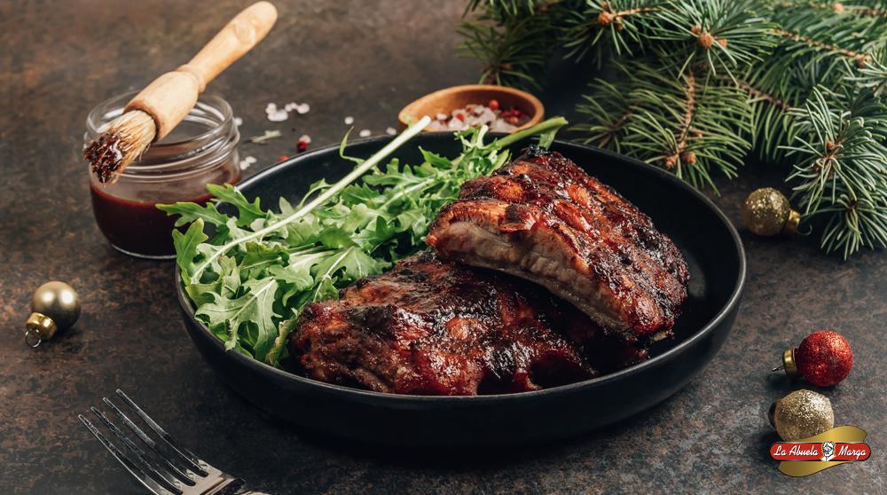 ¿Cuánta carne compro?, ¿qué pongo de guarnición?... ¡Aprende con La Abuela Marga cómo preparar una barbacoa al nivel de los mejores!