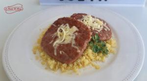 La receta de hamburguesa con cuscús de La Abuela Marga es la opción perfecta cuando no tienes mucho tiempo para cocinar. ¡Pruébala!
