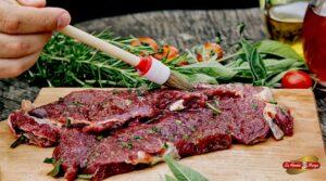 aprende a marinar la carne para realizar su sabor