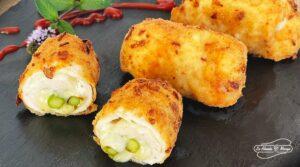 cordón bleu de pollo, una receta muy sencilla y deliciosa.