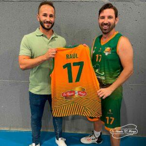 la abuela marga nuevo patrocinador del equipo de baloncesto de Nambroca